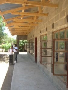 Classroom Constructed