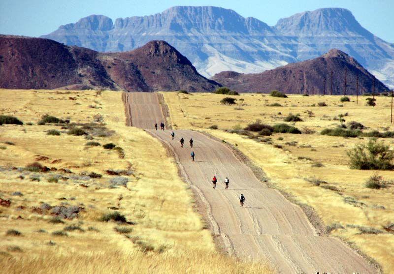 Challenge4aCause-Cycle Challenge-Damaraland-Desert