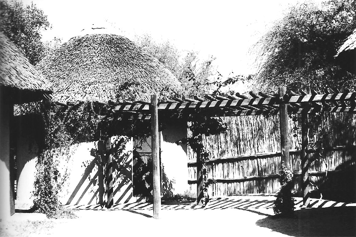 The original Rondawels used as guest accomodation, where the.birth of the Signature Londolozi Muesli was!