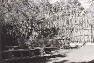 Main Varty Camp Boma circa 1980