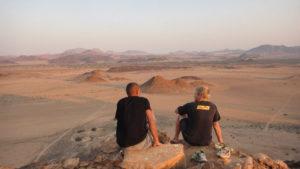 Damaraland Desert Campsite Challenge4aCause