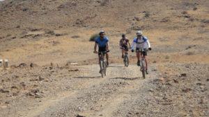 Mountain Biking Damaraland Challenge4aCause