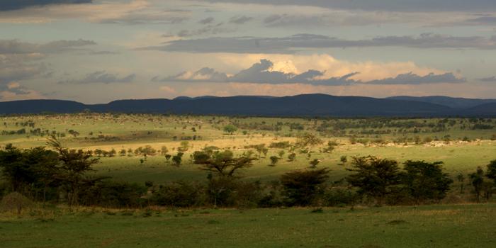 Landscape at f18