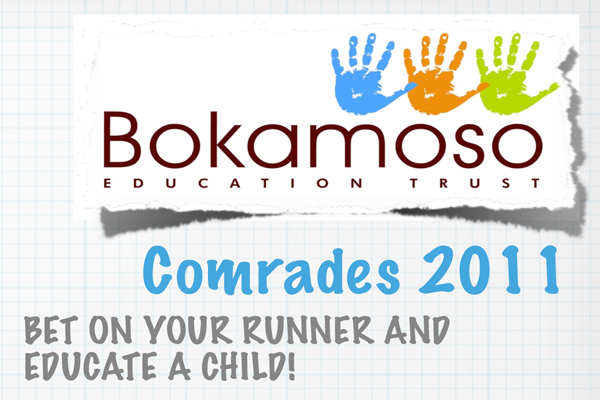 Bokamoso Education Trust Comrades 2011
