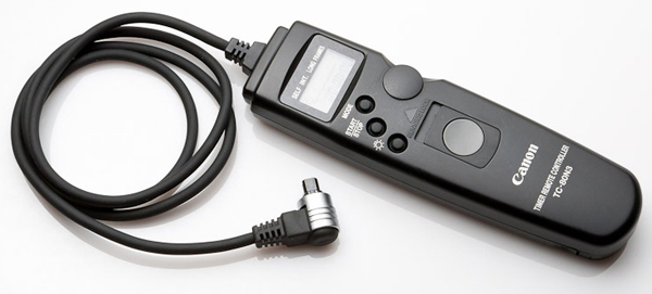 Canon Intervalometer