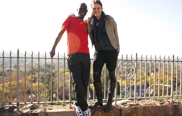 Cry and Jax Sightseeing Johannesburg