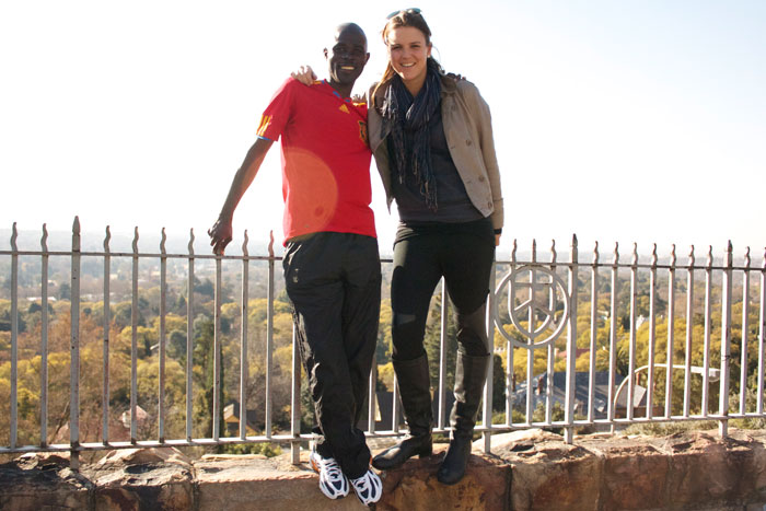 Cry and Jax Sightseeing Johannesburg