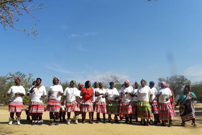 Celebrating National Women's Day at Londolozi - Witness Mnisi