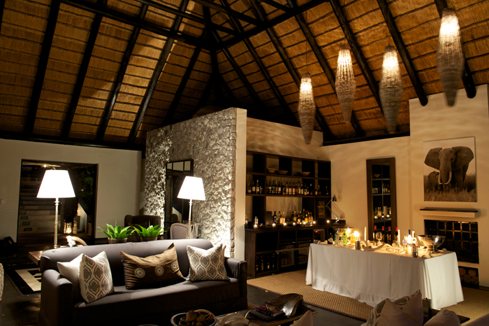 Granite Suites Lounge at Dusk - Ryan Graham