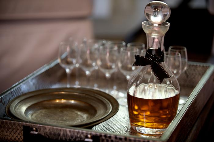 Whisky at Varty Camp