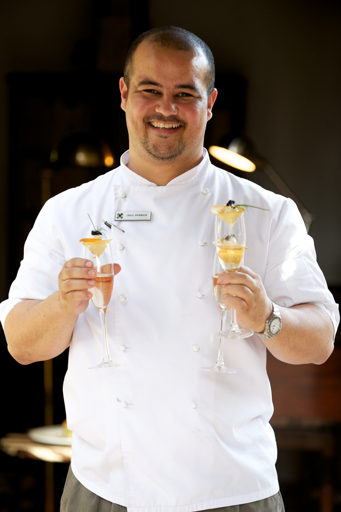 Executive Chef Craig Paterson