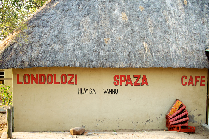 The Londolozi Spaza Cafe - Ryan Graham