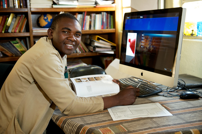 Digital Learning at the Londolozi Learning Centre - Ryan Graham