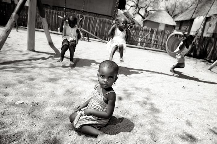 Londolozi Children - Ryan Graham