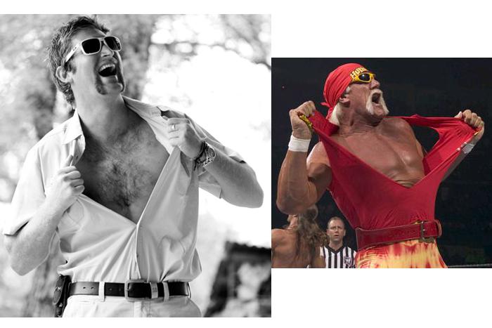 Lucien Beaumont - The Hulk Hogan