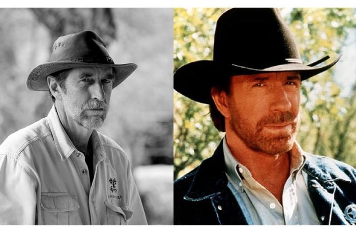 Jimmy Marshall - The Chuck Norris