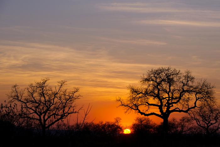 Sunrise in Marthly