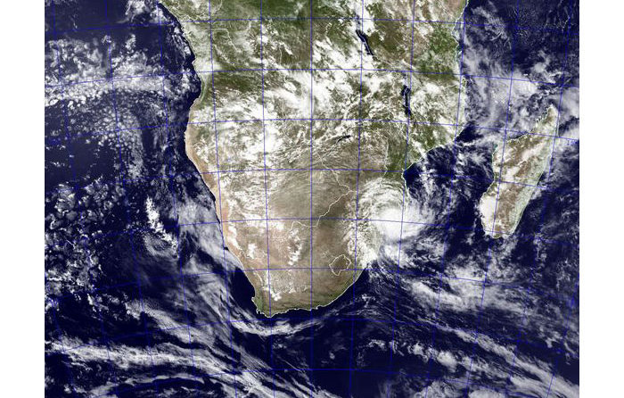 Heavy-Rain-over-Kruger-National-Park-Weather-Map