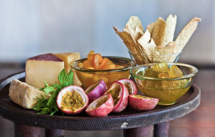 An after lunch cheese board - Rich Laburn