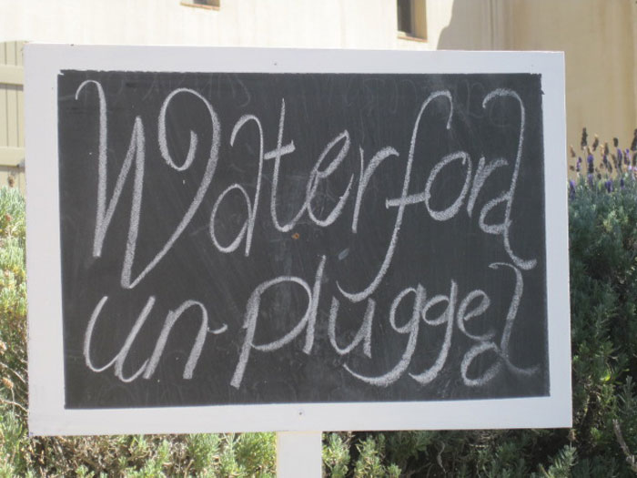 Waterford Unplugged