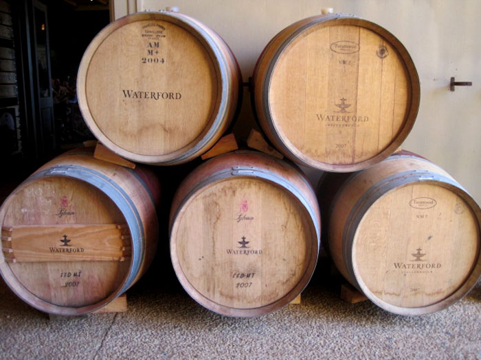 Waterford Wine Barrels
