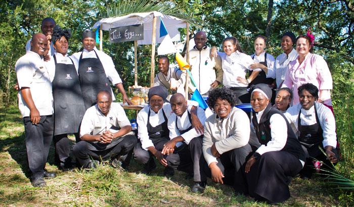 The Londolozi Chefs