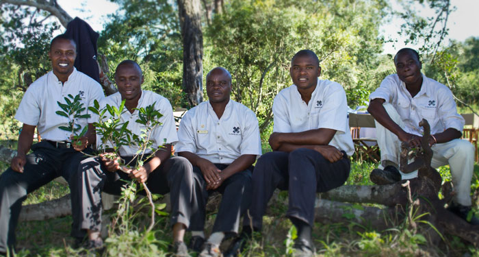 The Londolozi Butlers
