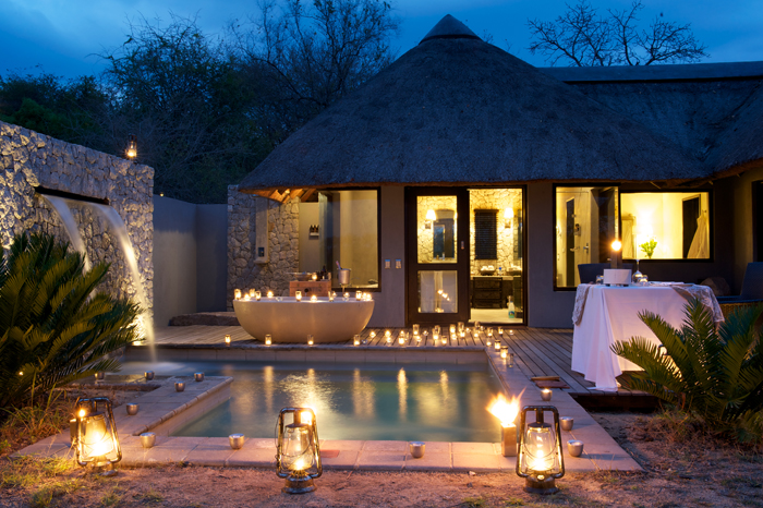 The Private Granite Suites at Londolozi
