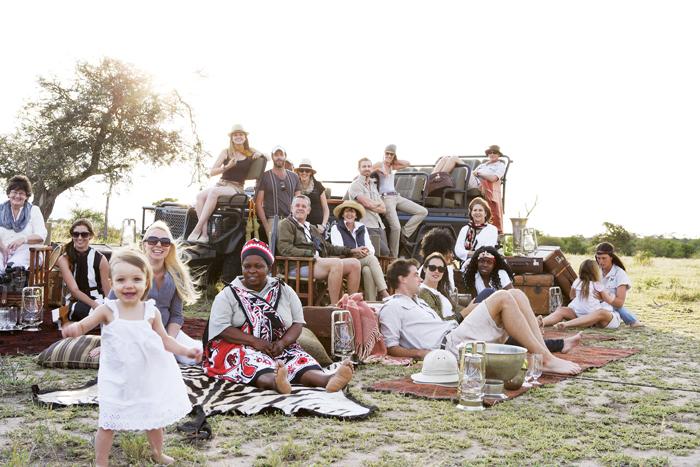 The Londolozi Family