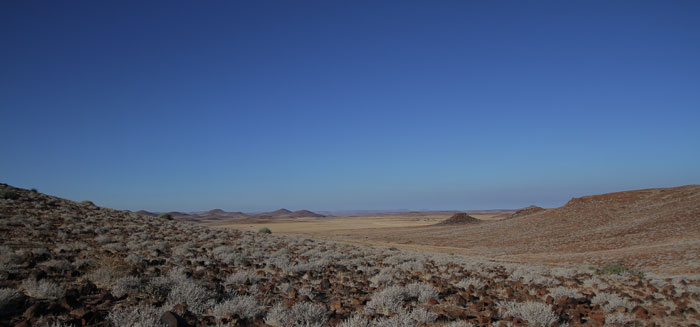 Damaraland is desert of contrasts