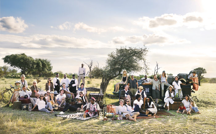 The Londolozi Family in Vanity Fair UK - Sept 2012