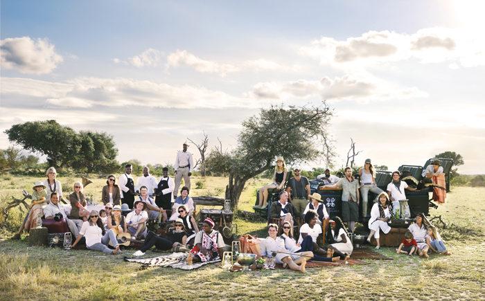 The Londolozi Family in Vanity Fair UK - Sept 2012
