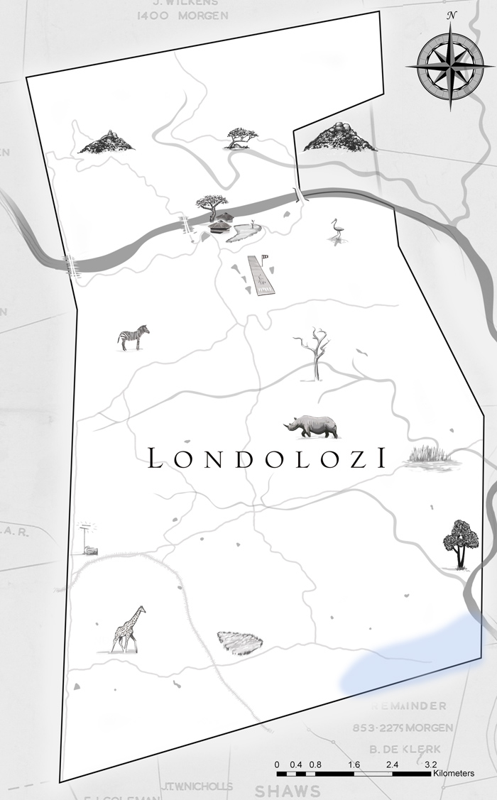 Who is the Piva ? | Londolozi Blog Illustrated Maps Poi on samurai map, pow map, wheat map, poetry map, pia map, labyrinth map, spam map,