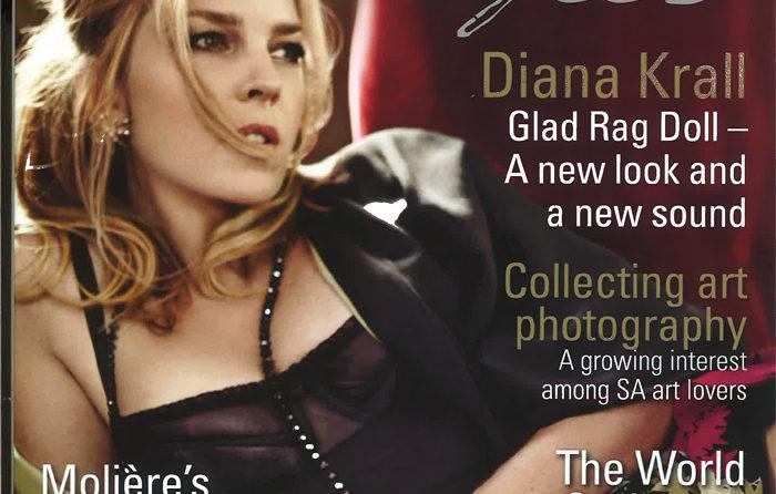 Classic Feel Magazine Cover