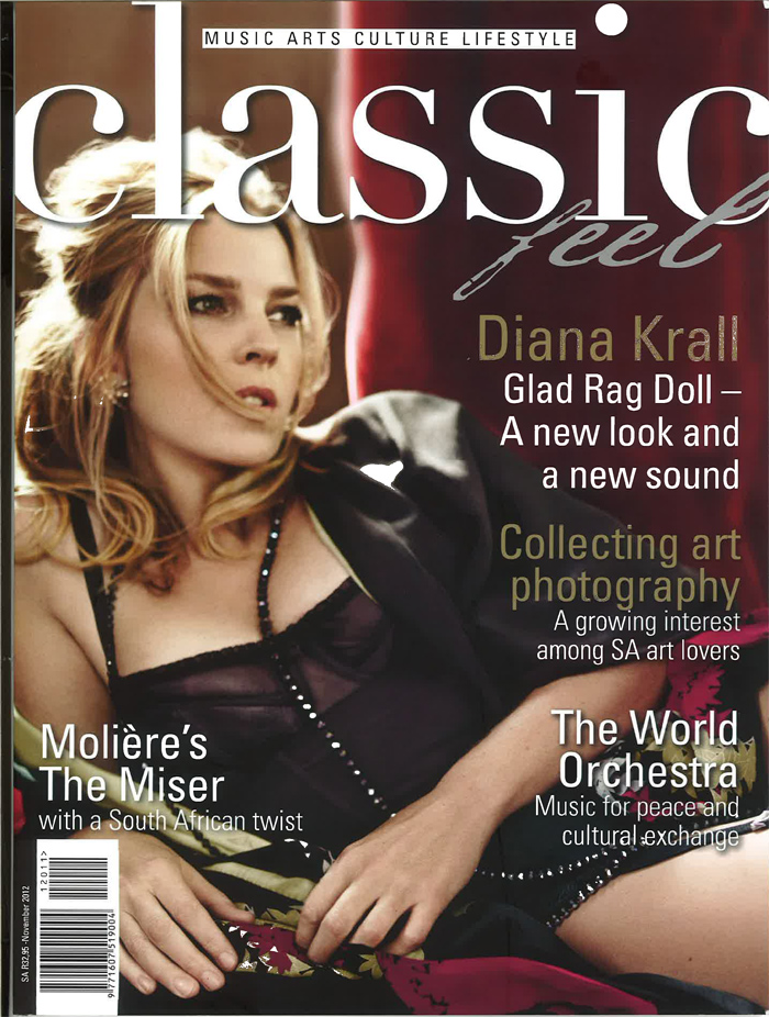 Classic Feel Magazine Cover