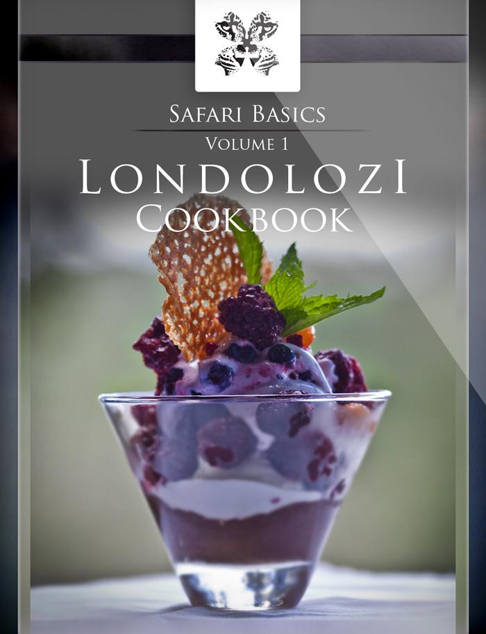 The Londolozi Cookbook - Safari Basics