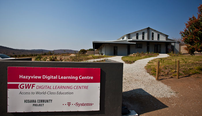 The Hazyview Digital Learning Centre