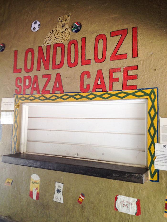 Londolozi Spaza Shop