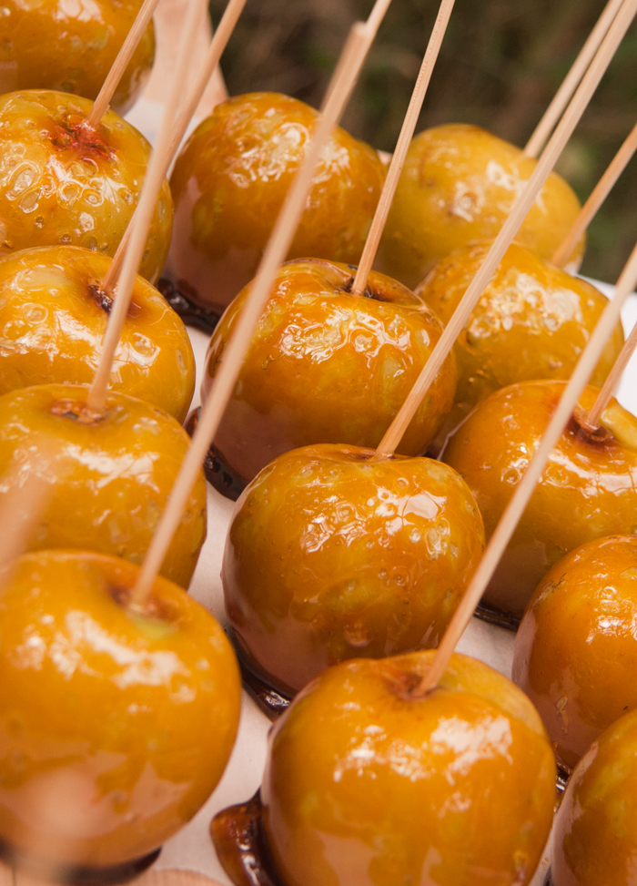 Toffee Apples!!!