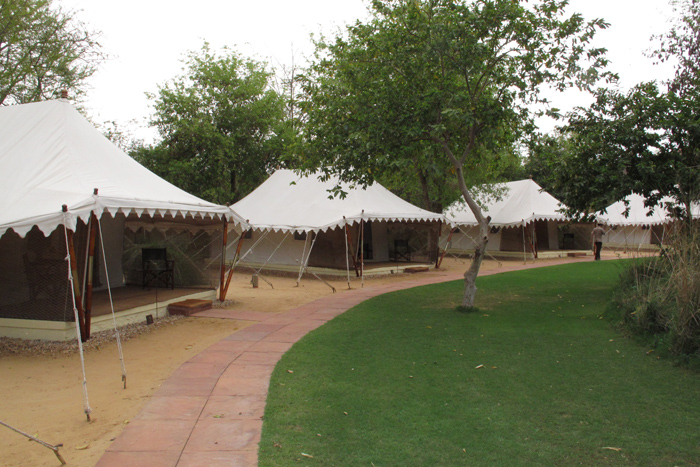 Sher Bagh Relais and Chateaux India