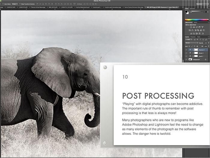 A comprehensive breakdown of post processing in the digital darkroom