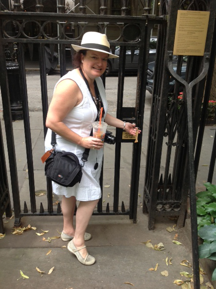 The famous Gramercy Park Key
