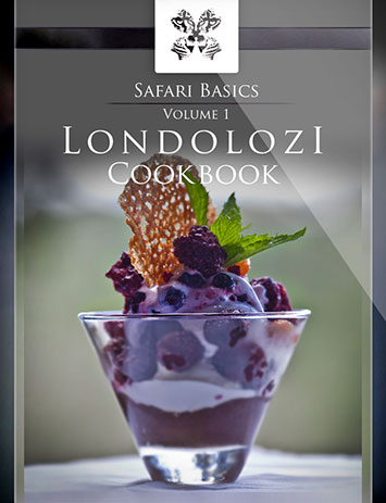 The Londolozi Cookbook Vol 1