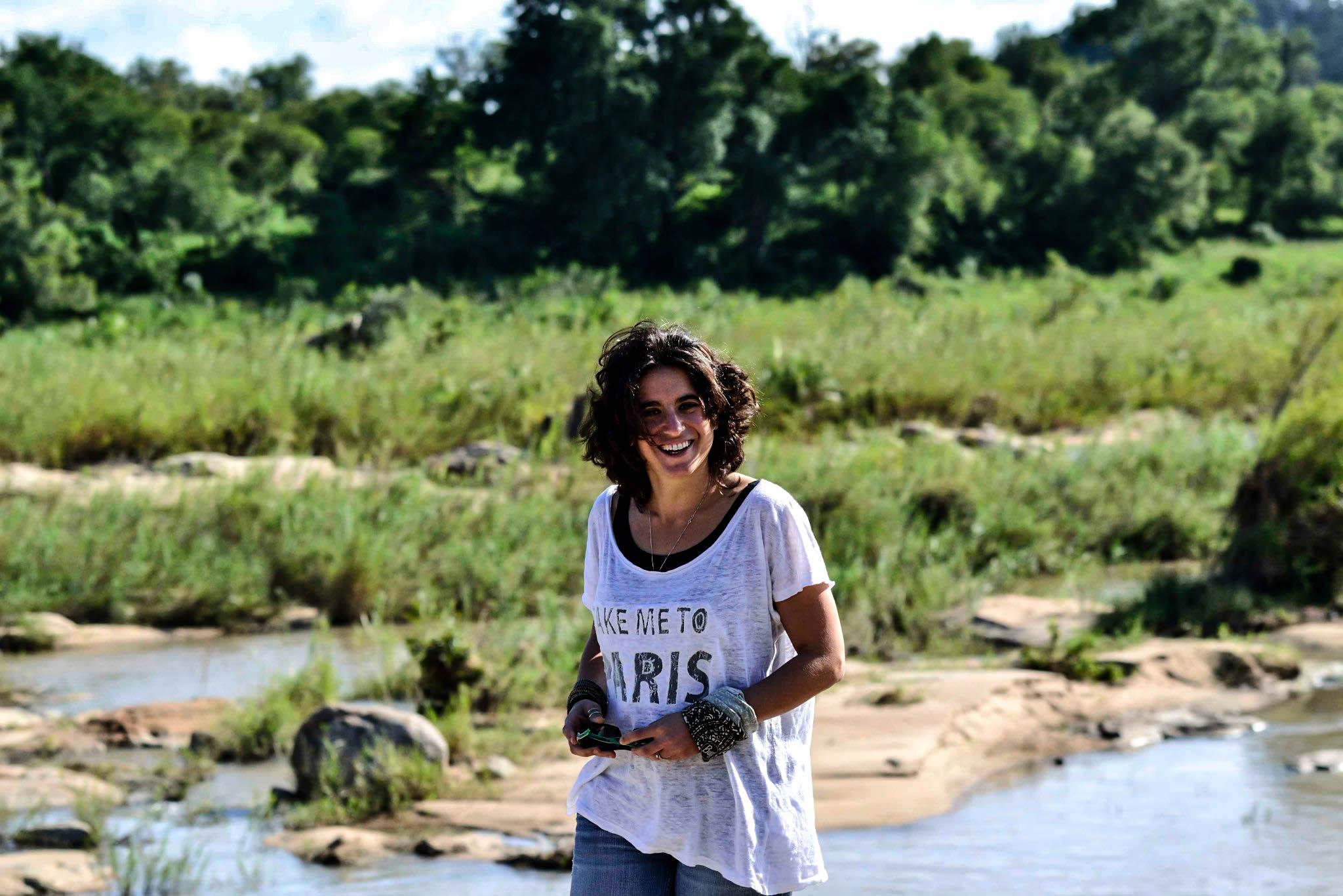 Dr. Rav at Londolozi