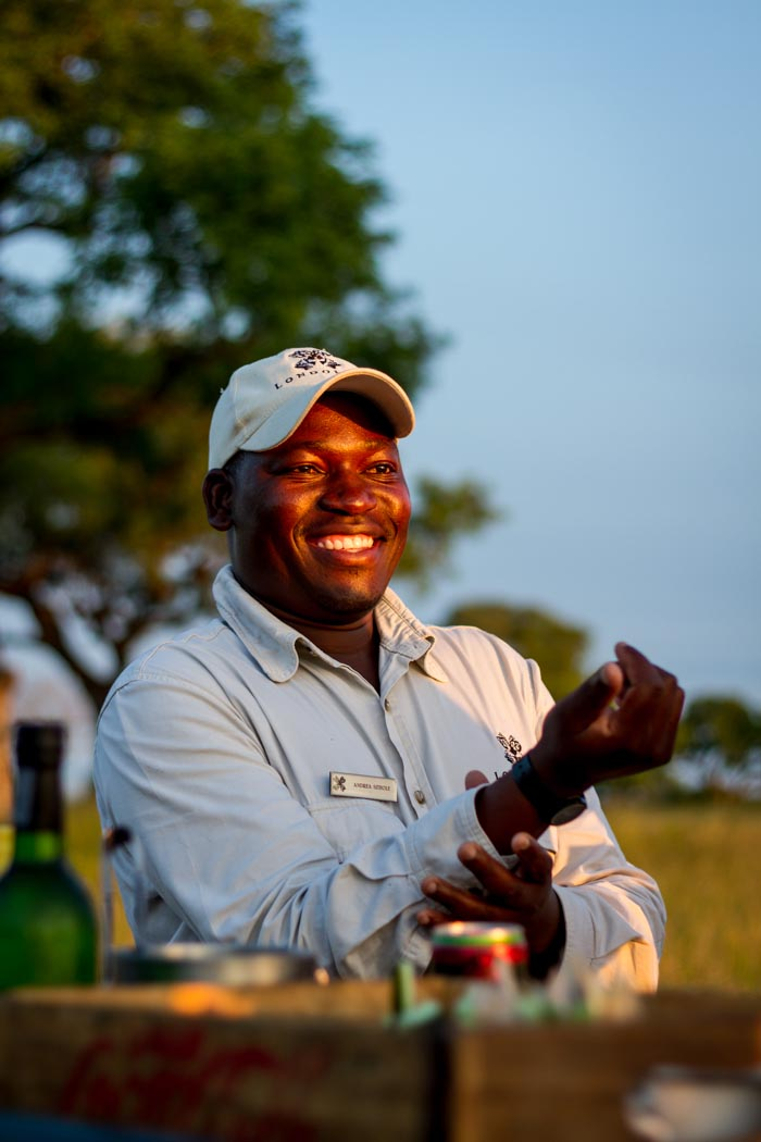 A great friend. Andrea SIthole on story telling.