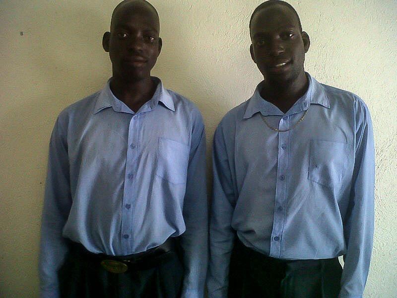 Sipho and Sizwe
