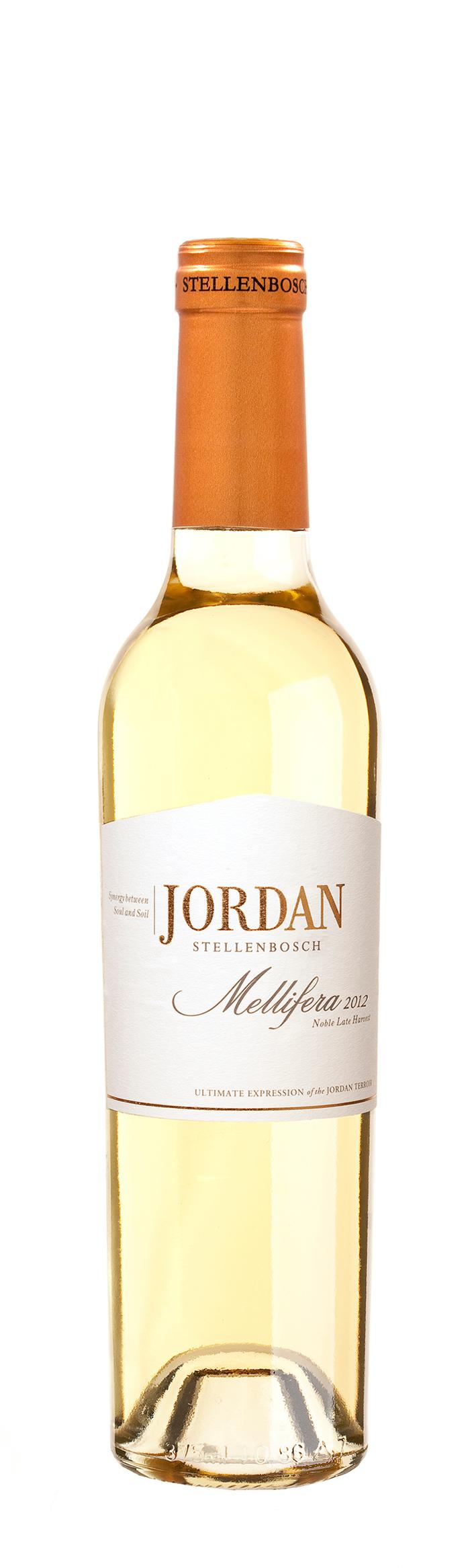 The Jordan Mellifera 2012 vintage