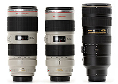 Photographic Equipment Rental