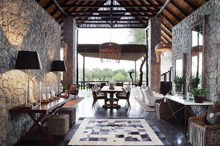 Granite Suites Entrance