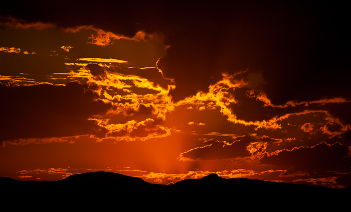 Red Sky Rich Laburn